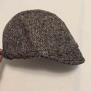 Joe Fresh Wool Blend Tweed Hat Size S/M